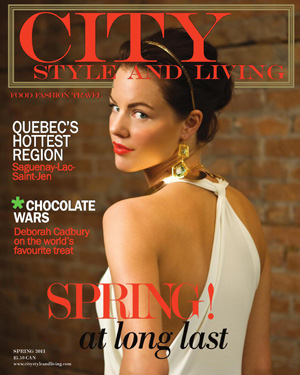 City Style and Living Spring 2011