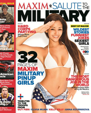 MAXIM Nov/Dec 2011